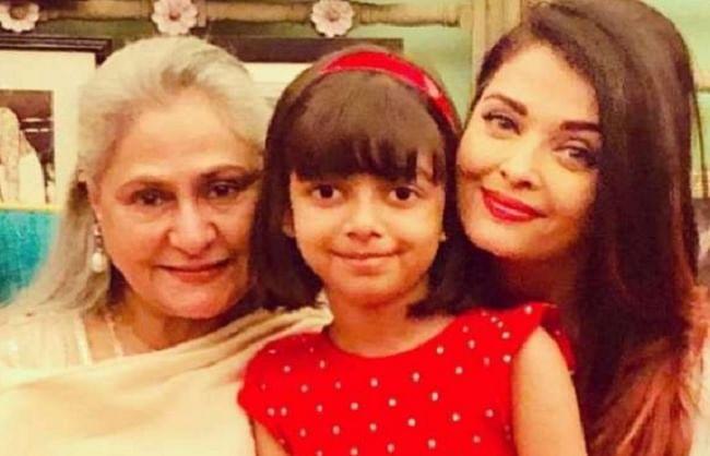 ऐश्वर्या राय बच्चन, आराध्या और जया बच्चन का कोरोना टेस्ट आया निगेटिव