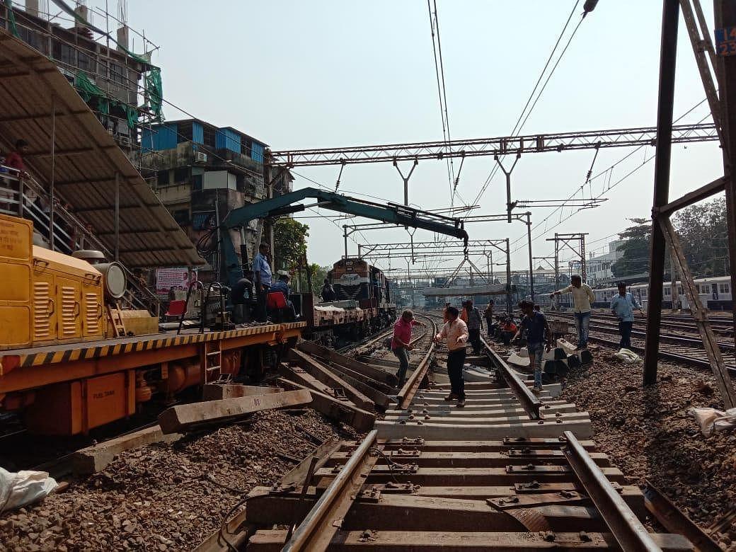 पश्चिम रेलवे को मुंबई मंडल के बांद्रा-खार रेल खंड पर स्थायी गति प्रतिबंध हटाने में कामयाबी मिली