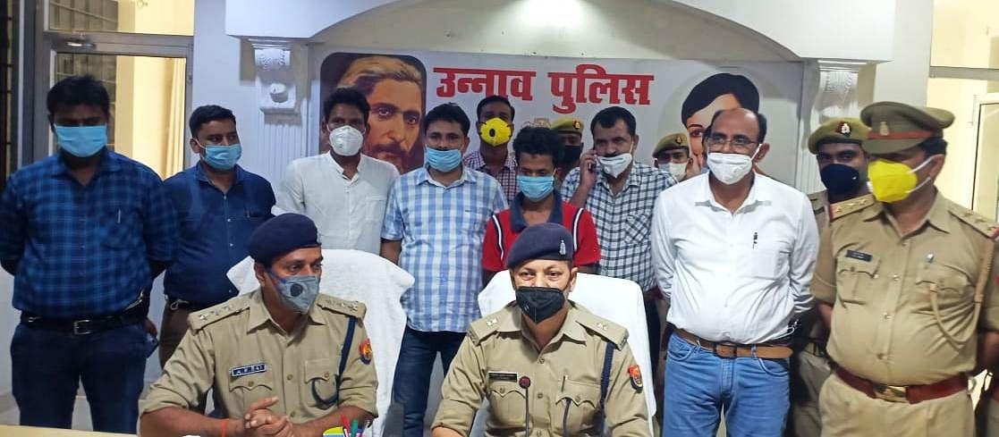 उन्नावः मासूम से दुष्कर्म के बाद हत्या के मामले में आरोपी गिरफ्तार