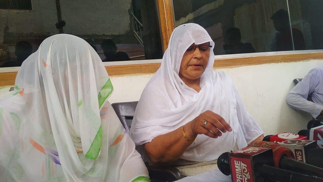 अपडेट...सुनील राठी की पुलिस अभिरक्षा में हत्या कराना चाहता है विधायक : राजबाला