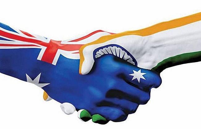 चीन से सीमा विवाद पर भारत के साथ आया ऑस्ट्रेलिया