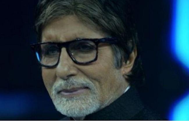 अमिताभ बच्चन ने शेयर की अपनी तस्वीर, जीवन में अहंकार को लेकर किया 3604वां ट्वीट
