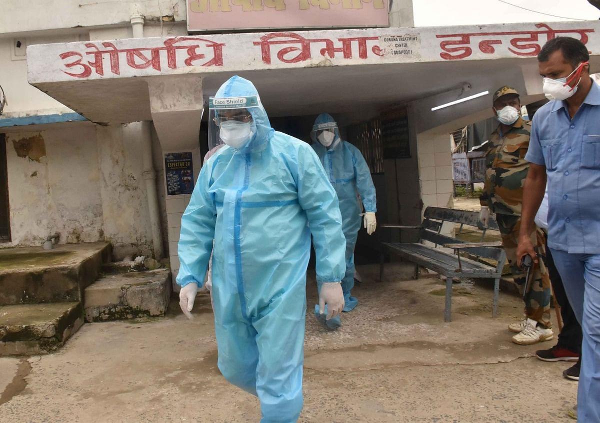 सीनियर डॉक्टर की देखरेख में डेडिकेटेड मेडिकल टीम 24 घंटे रहेगी तैनातः मंगल पांडेय