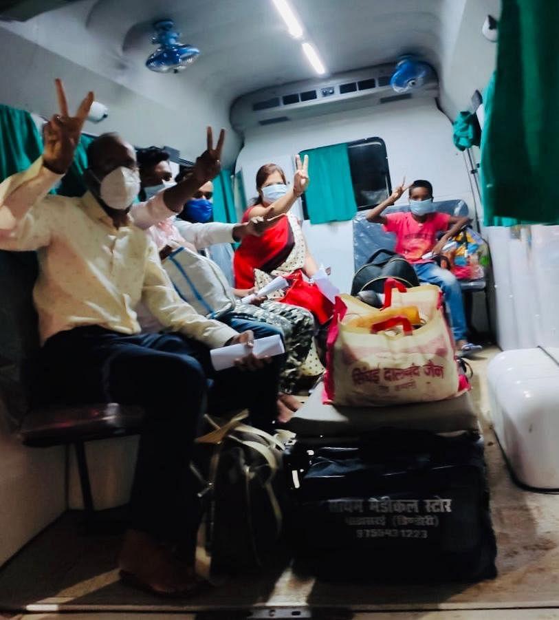 अनूपपुरः पांच लोगों ने और दी कोरोना को मात, एक नया संक्रमित मिला