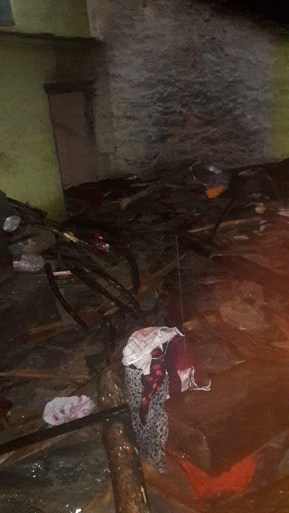 अल्मोड़ा के द्वाराहाट में बारिश में मकान गिरा, तीन की मौत