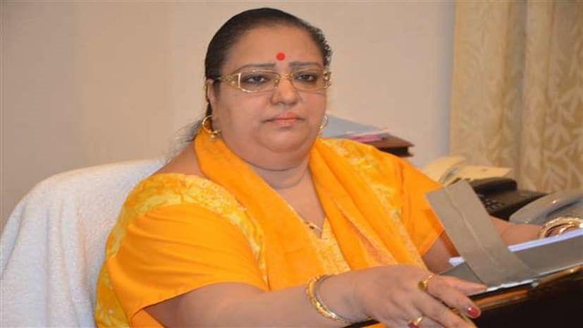 भागलपुर प्रमंडलीय आयुक्त वंदना किन्नी की हालत गंभीर, पटना रेफर, कोरोना से पीड़ित हैं आयुक्त