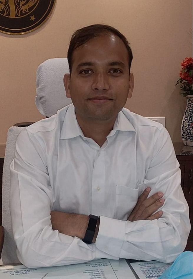 बुन्देलखण्ड की पेयजल समस्या का समाधान प्राथमिकता: शैलेश कुमार