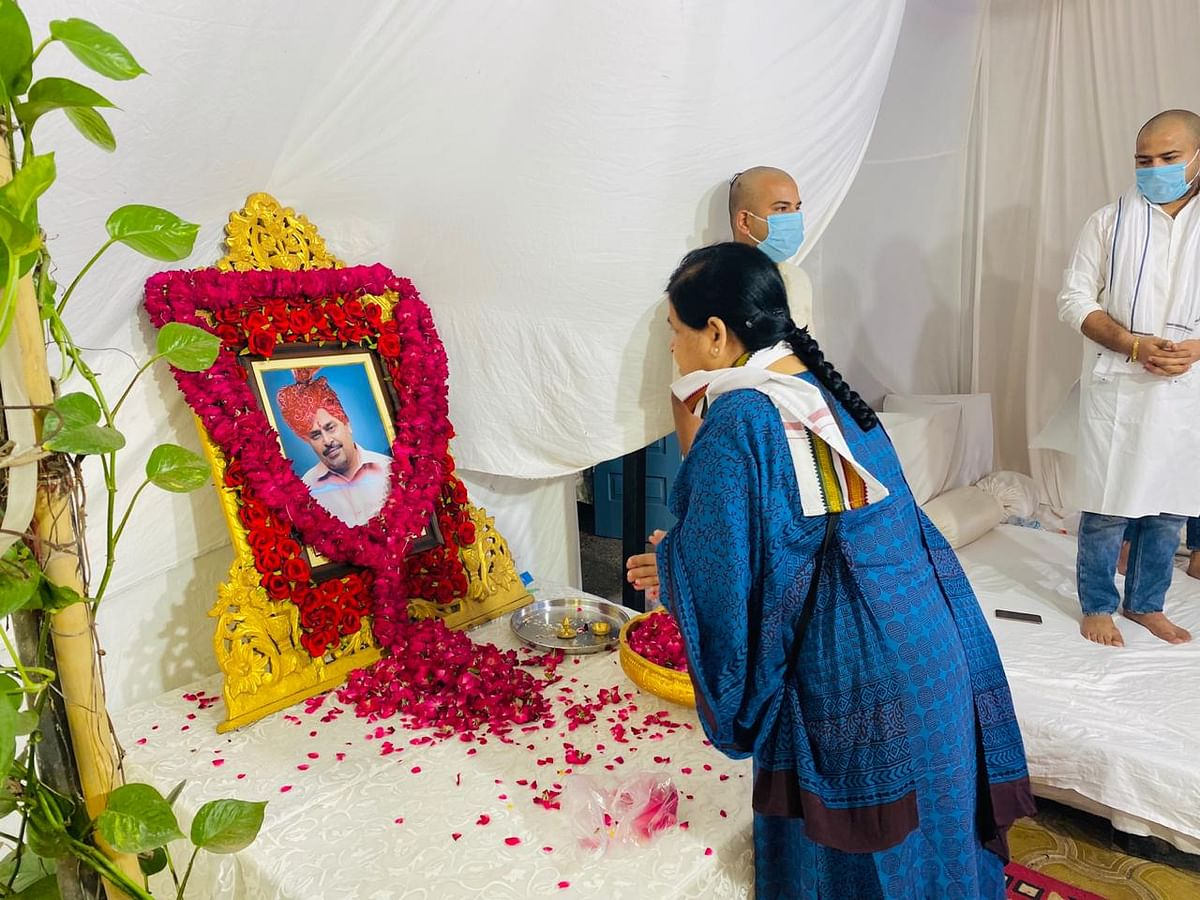 मंत्री, सांसद व नेताओं ने व्यक्त की शोक संवेदनाएं