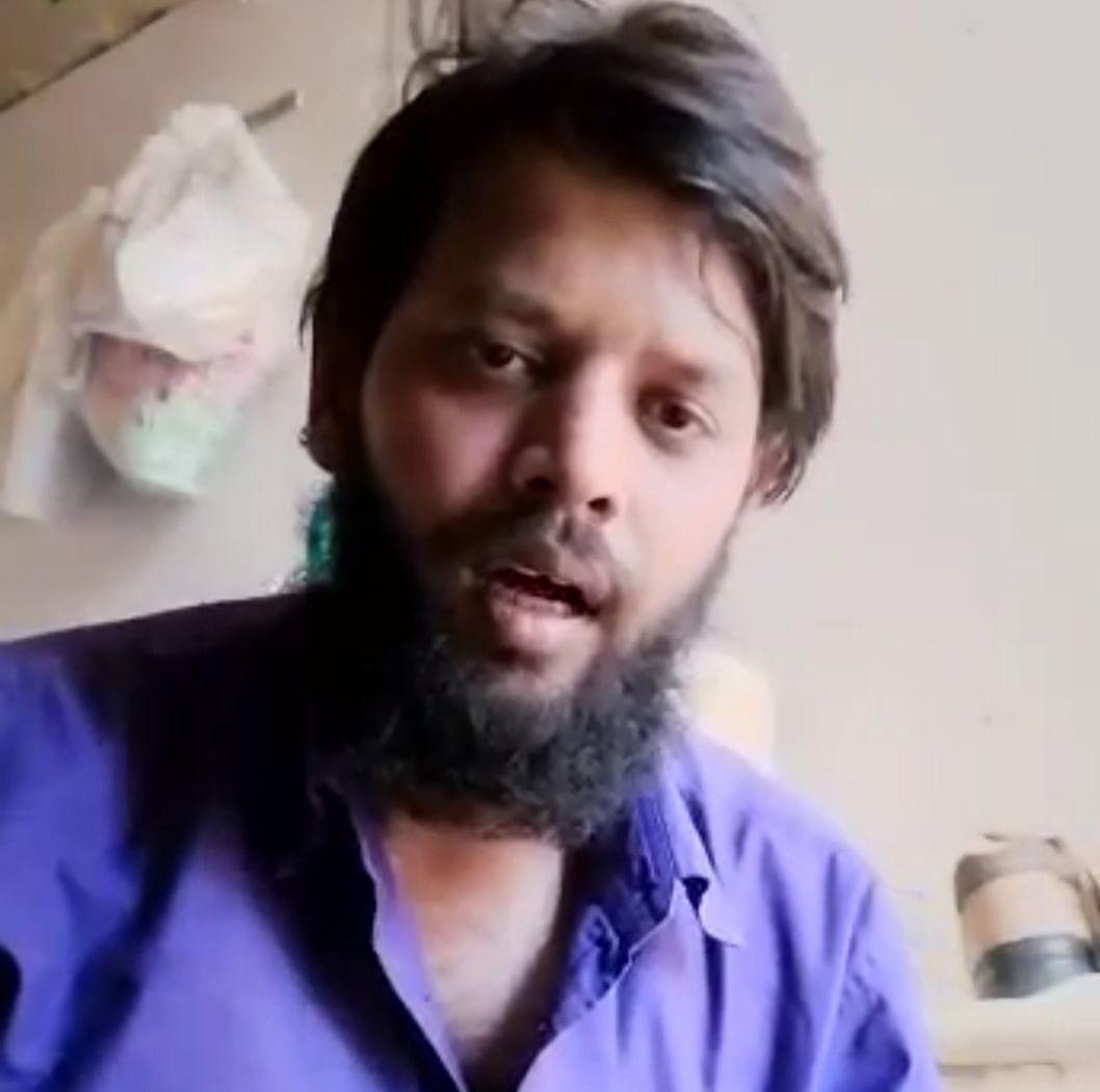 कुवैत में फंसा अमेठी का युवक: वीडियो जारी कर कहा प्लीज मोदी जी हमारी मदद करिये