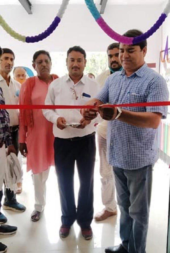 जिले में खुला छोटे बच्चों के लिए पहला पुस्तकालय