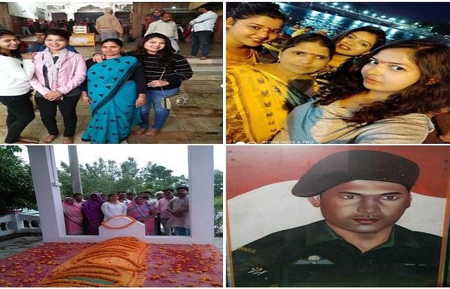 कारगिल दिवस : दुश्मनों के छक्के छुड़ा दिया था शहीद मानसिंह यादव