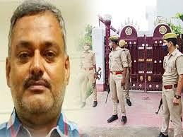 कानपुर कांड : मुठभेड़ में मारे गए विकास दुबे के भाई पर 20 हजार का इनाम