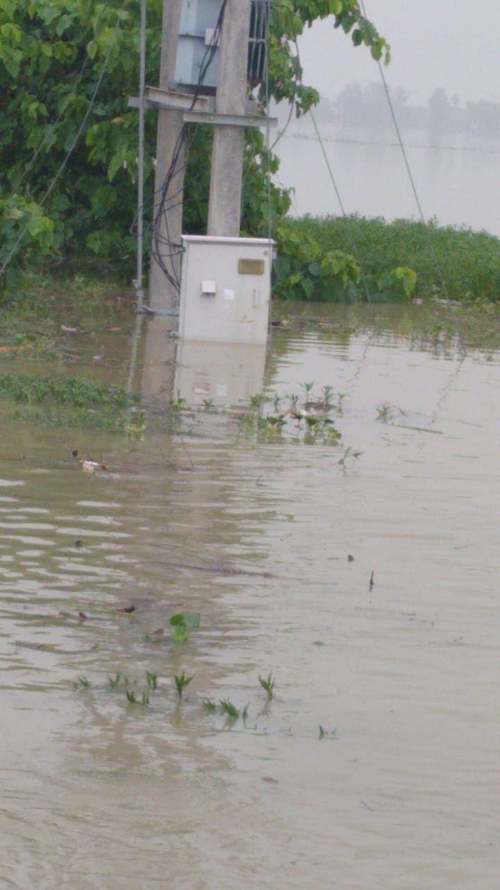 खगड़िया जिले के तीन प्रखंडों की नौ पंचायतों में बिजली आपूर्ति बंद