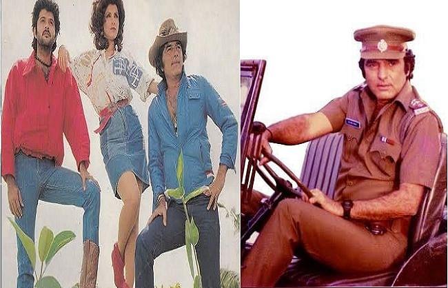 फिल्म 'जांबाज' के 34 साल पूरे, थ्रोबैक तस्वीरें शेयर कर अनिल कपूर ने फिरोज खान को किया याद