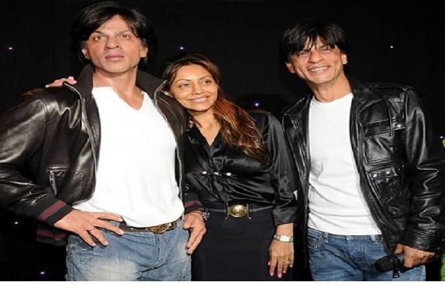 गौरी खान ने शेयर की शाहरुख संग थ्रोबैक तस्वीर, किंग खान से दिया मजेदार जवाब