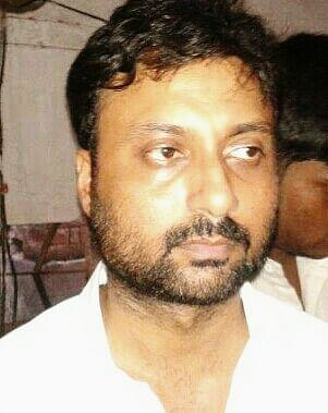 बसपा नेता व 25 हजार के इनामी विनोद उपाध्याय गिरफ्तार