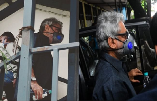 सुशांत सिंह राजपूत सुसाइड मामले में बयान दर्ज कराने बांद्रा पुलिस स्टेशन पहुंचे फिल्ममेकर संजय लीला भंसाली