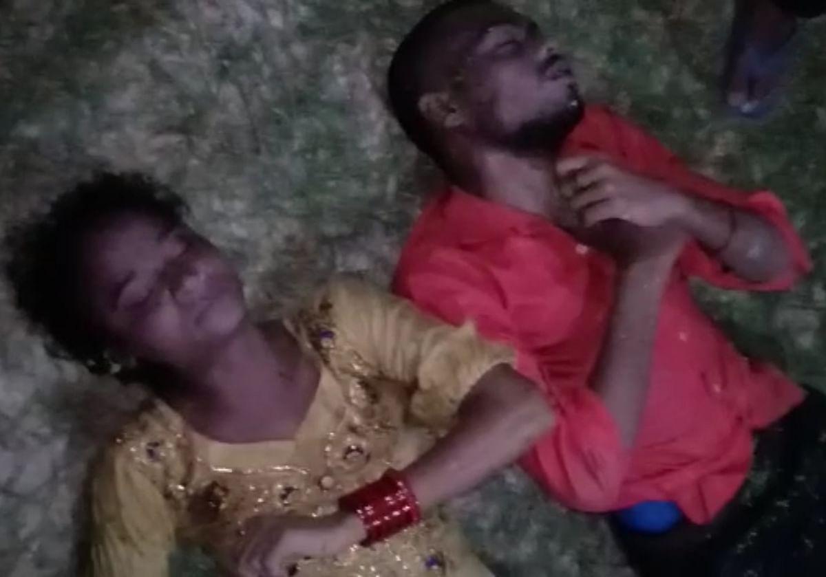 प्रेमी युगल ने कुएं में लगाई छलांग, मौत