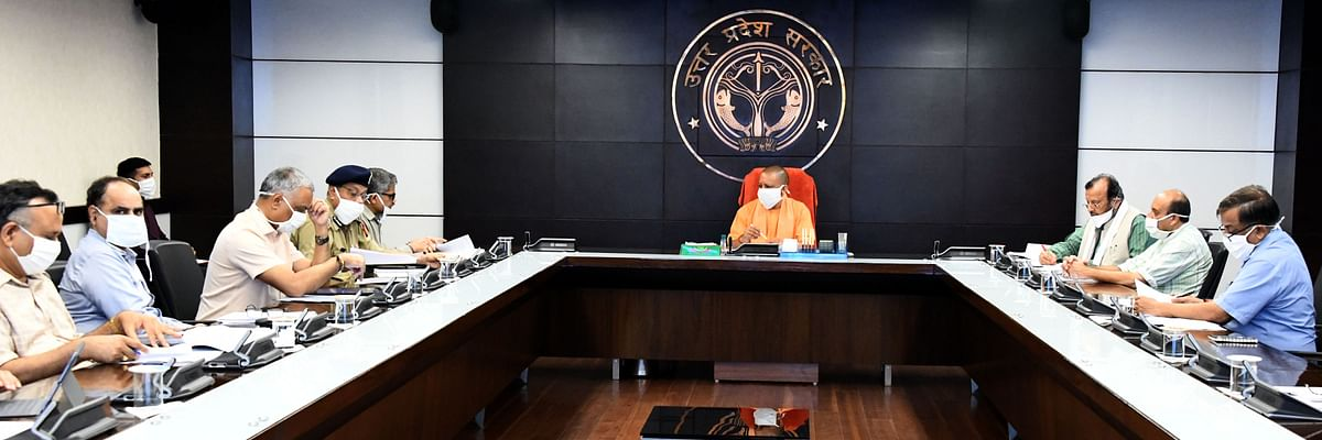 उप्र में 33 हजार से अधिक कोविड हेल्प डेस्क स्थापित, मुख्यमंत्री योगी बोले सुचारु संचालन हो
