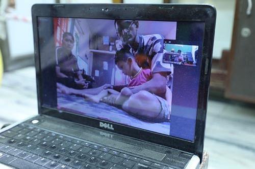 सेरेब्रल पालसी बच्चों का ईलाज अब होगा ऑनलाइन