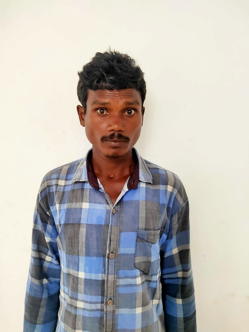 एक स्थायी वारंटी माओवादी गिरफ्तार