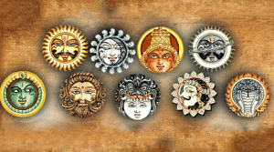 श्री नवग्रह चालीसा - Shri Navgrah Chalisa in Hindi