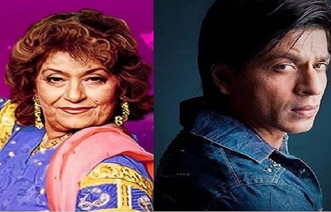सरोज खान के निधन से टूटे शाहरुख खान, बोले-वह इंडस्ट्री में मेरी पहली गुरु थी
