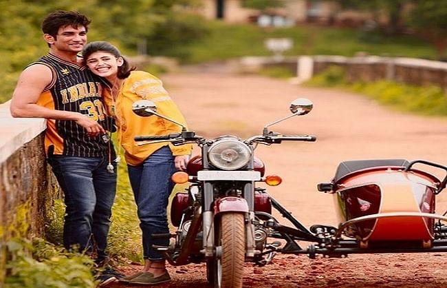 दो साल पहले सुशांत ने शुरू की थी 'दिल बेचारा' की शूटिंग, संजना ने साझा की फिल्म से जुड़ी यादें