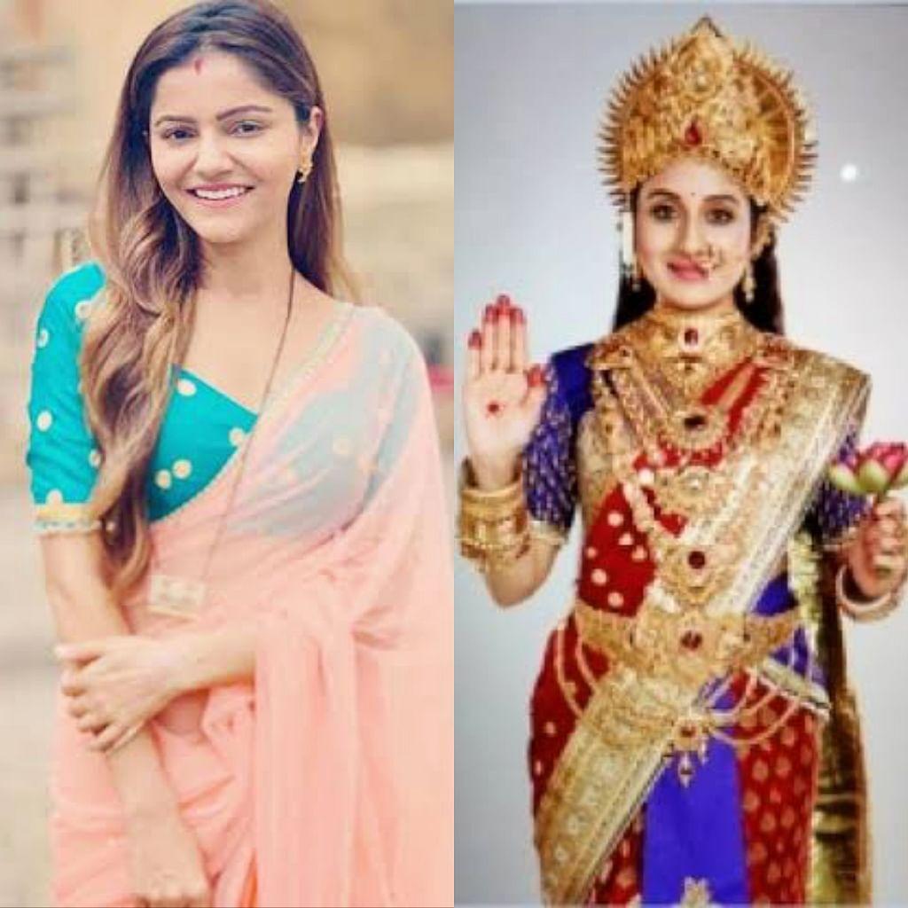 रूबीना दिलाइक ने छोड़ा सीरियल 'जग जननी मां वैष्णो देवी', अब शो में नजर आएंगी परिधि शर्मा