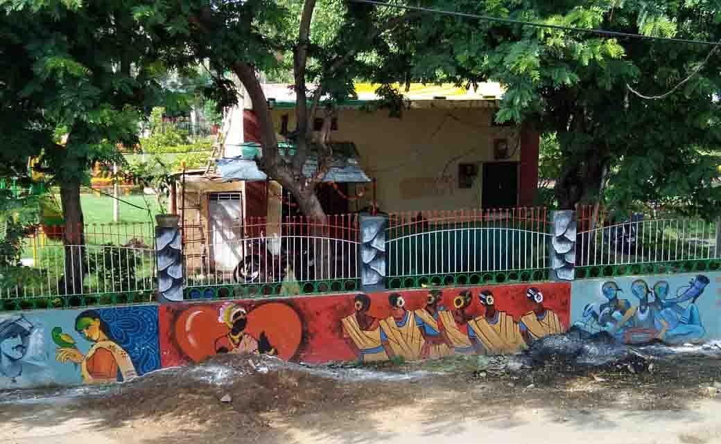 माली की बेटी आई कोरोना पॉजीटिव, रविन्द्र नगर का हाथीवाला बगीचा 14 दिन के लिए बंद