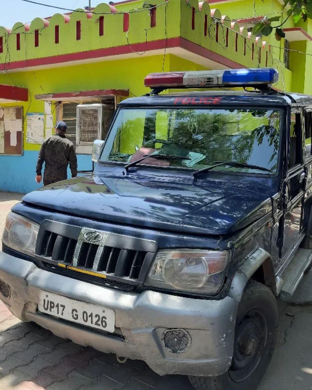 कारोबारी के मकान से चोरों ने दस लाख रुपये के आभूषण चोरी