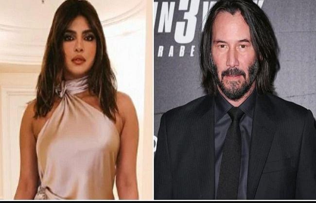 प्रियंका चोपड़ा को मिली एक और हॉलीवुड फिल्म, कियानू रीव्स के साथ आएंगी नजर