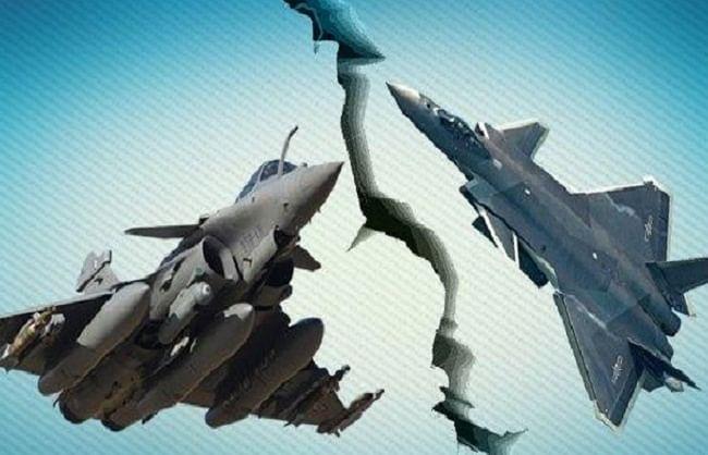 राफेल और चीन के जे-20 की खूबियों में छिड़ी जंग