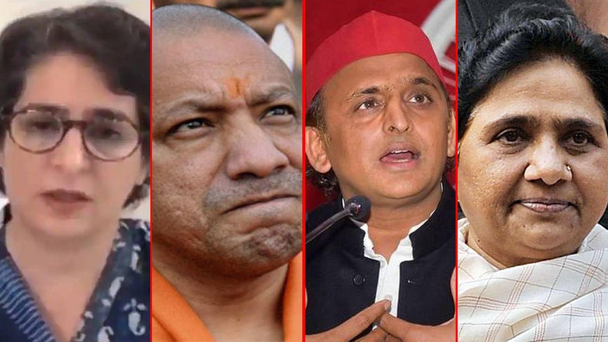 कानपुर प्रकरण को लेकर विपक्ष की सियासत: कानून व्यवस्था पर योगी सरकार को घेरा