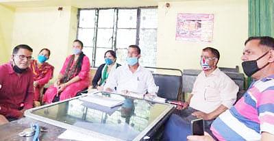रोडवेज कर्मचारियों ने किया देय ड्यूटी रेस्ट लगाए जाने के आदेश का विरोध
