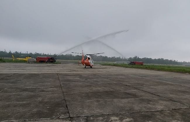 देहरादून-नई टिहरी-श्रीनगर-गौचर हेली सेवा शुरू