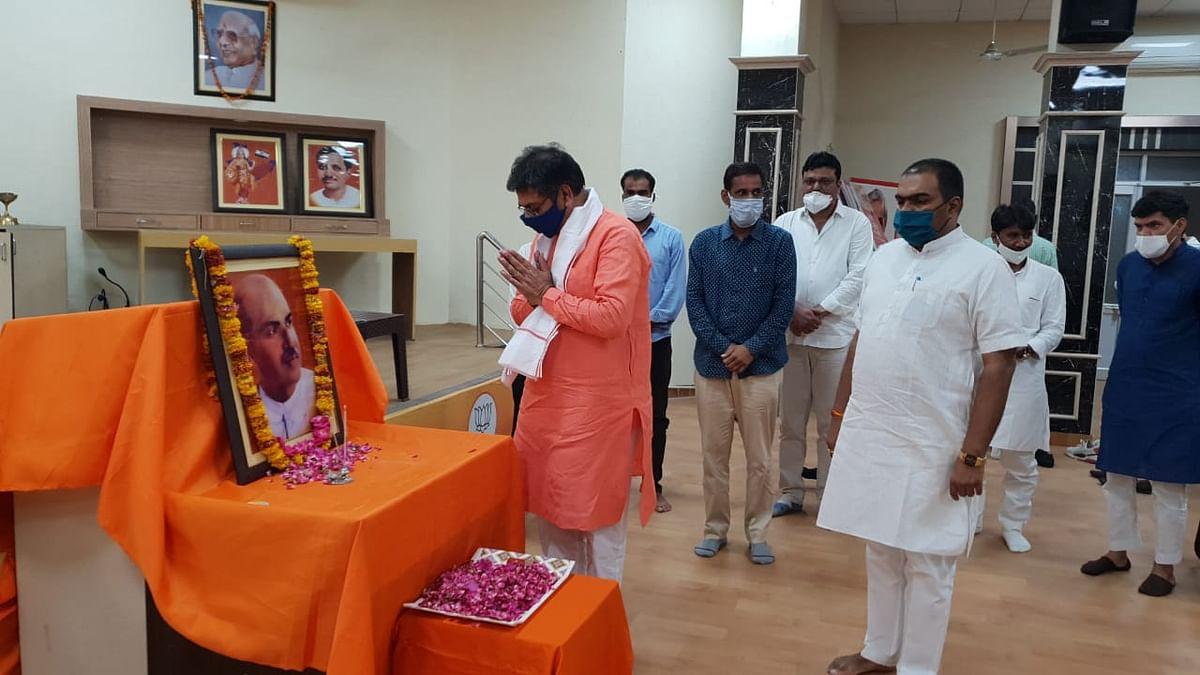 डॉ. श्यामा प्रसाद मुखर्जी ने अखण्ड भारत के निर्माण की नींव रखी-  डॉ. पूनियां