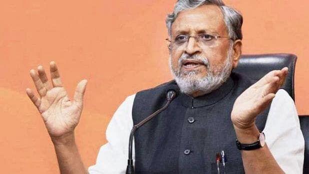 सोनिया इसलिए परेशान हैं कि अब पेट्रोलियम मंत्रालय राजीव गांधी फाउंडेशन को चंदा नहीं देताः सुशील मोदी