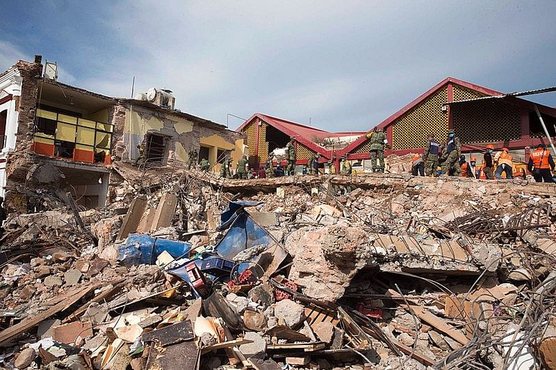 सपने में भूकंप देखने का मतलब - Dream Of Earthquake Meaning