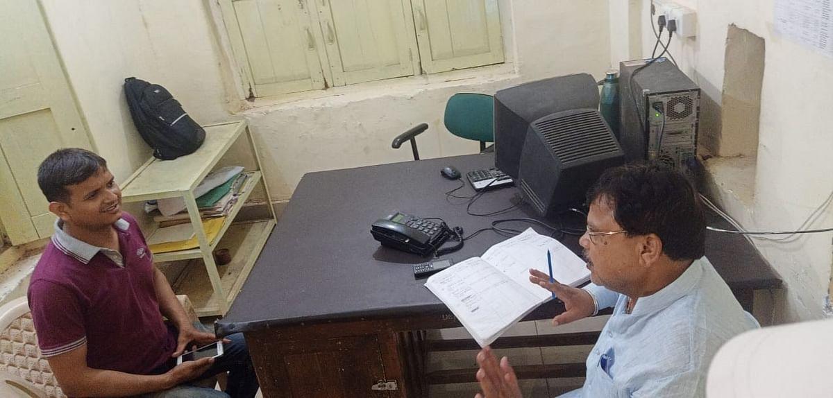 ऊर्जा मंत्री ने किया तानसेन नगर जोन का औचक निरीक्षण