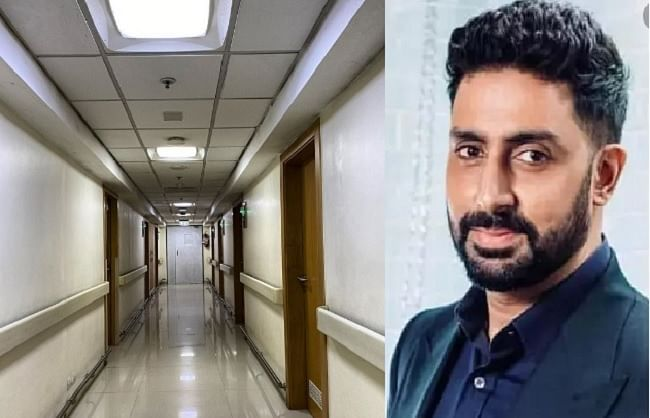 अभिषेक बच्चन ने इंस्टा पर शेयर की अस्पताल के गलियारे की तस्वीर, कही ये खास बात