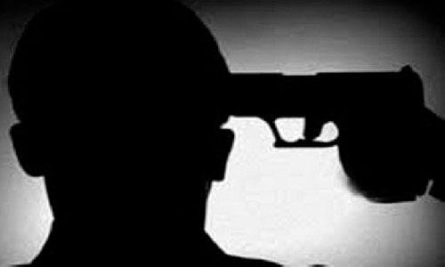 नगर पालिका में तैनात सहायक कैशियर ने खुद को मारी गोली, मौत