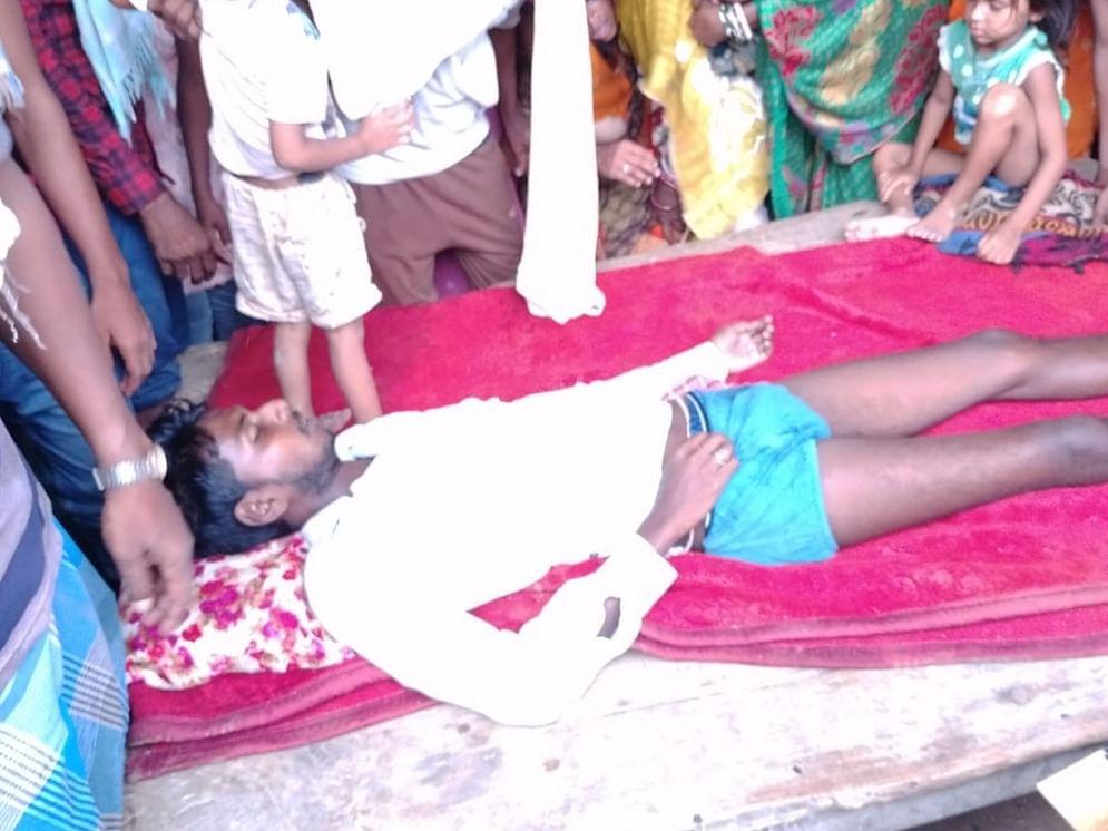 बेगूसराय में ठनका गिरने से पशुपालक की मौत