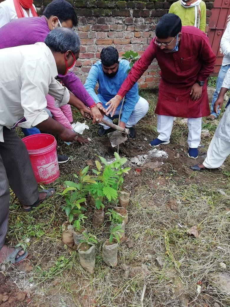 प्रकृति और संस्कृति के बल पर आत्म निर्भर बनेगा भारत :दीपक प्रकाश