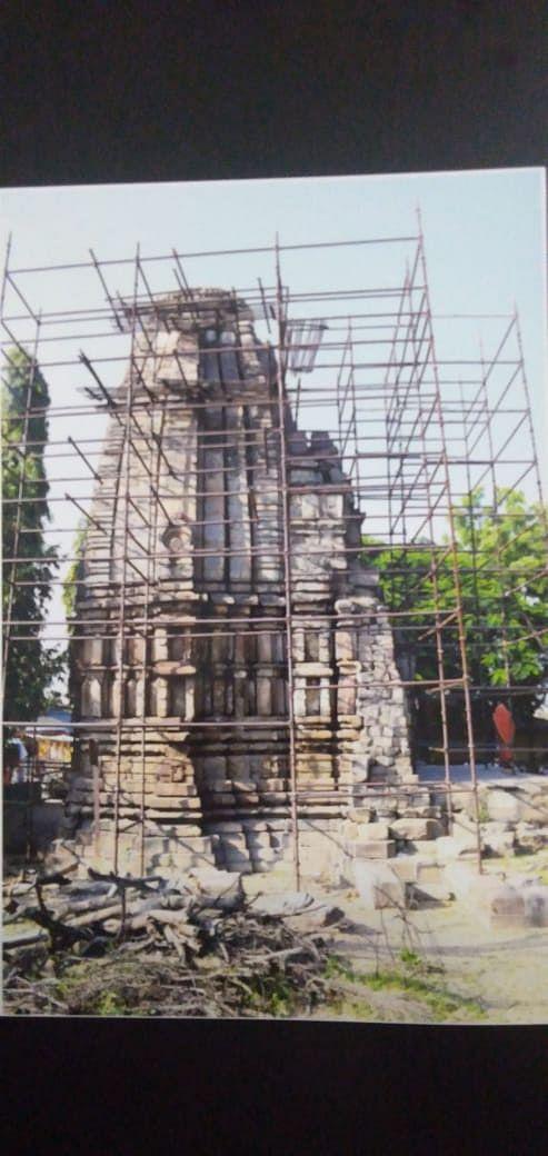 13वीं शताब्दी की पुरातत्व कला, आस्था के केंद्र महाकाली मंदिर का होगा जीर्णोद्धारः दुबे