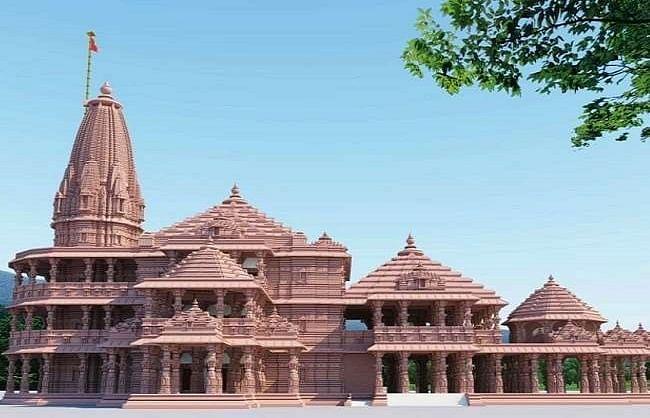श्री राम मंदिर के आधारशिला रखने के कार्यक्रम में मंडरा रहा आतंकी खतरा