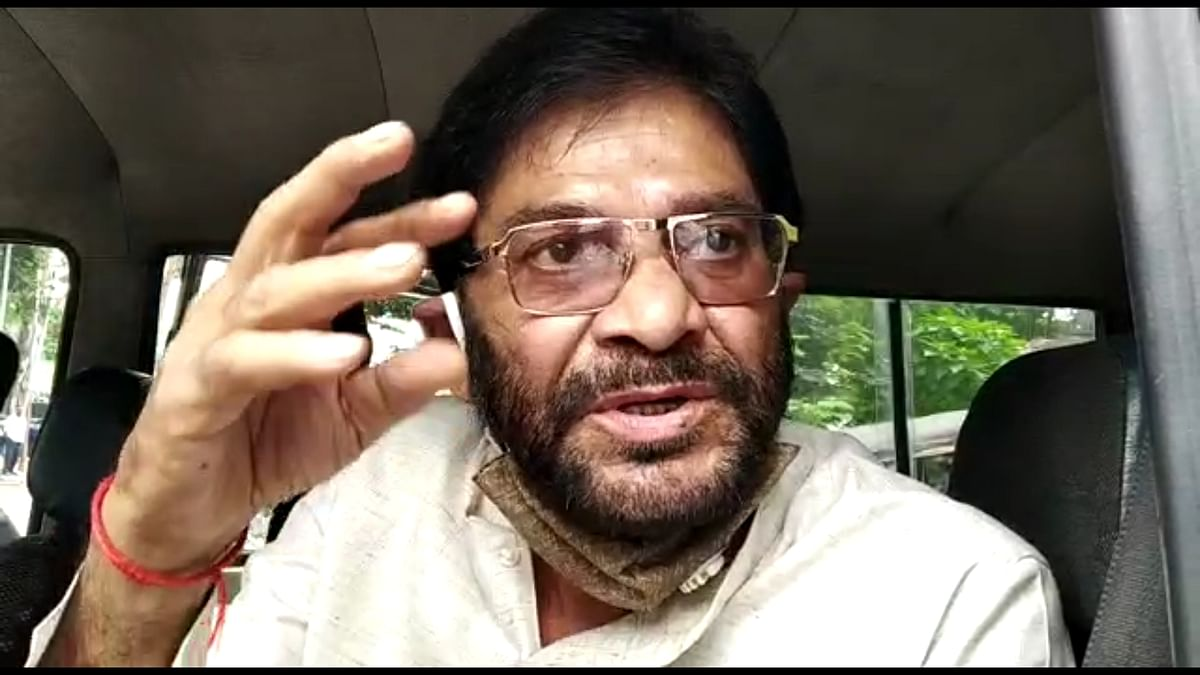 यौन शोषण के मामले में गिरफ्तार हुए रामेश्वर सिंह फौजी