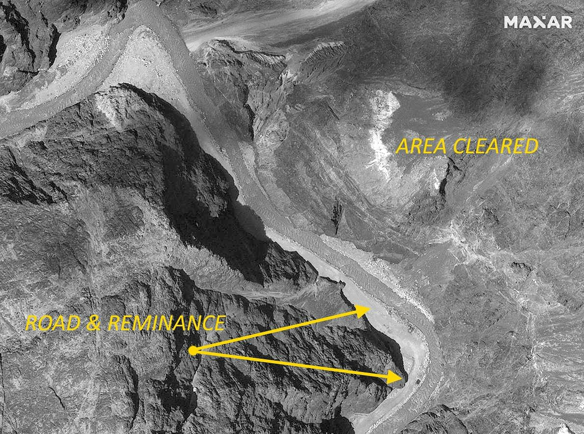 गलवान की 'खूनी घाटी' हुई खाली, भारत-चीन के सैनिक बफर जोन में