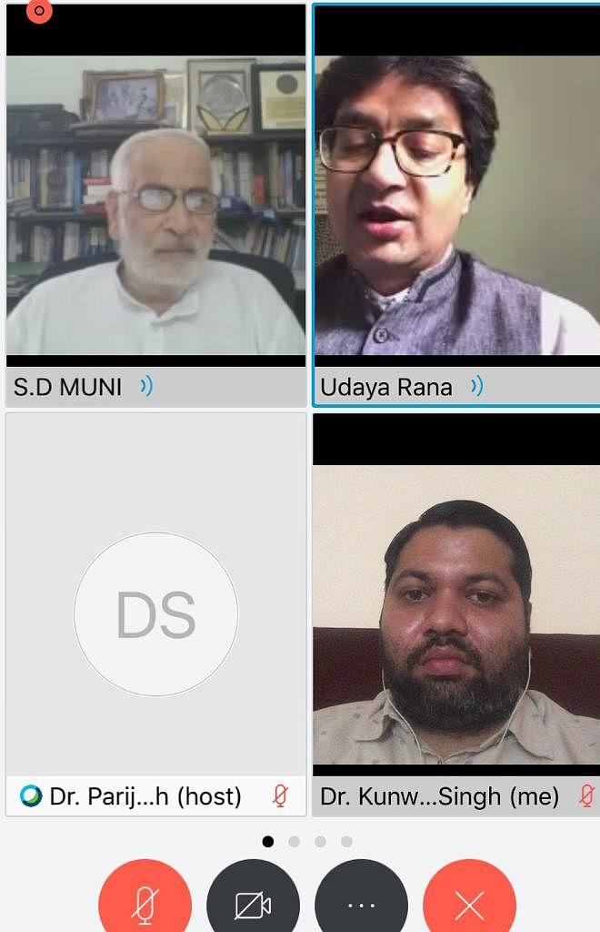 नेपाल के राजनीतिक प्रतिनिधि अपने व्यक्तिगत फायदे के लिए भारत विरोधी माहौल बना रहे : उदय शमशेर