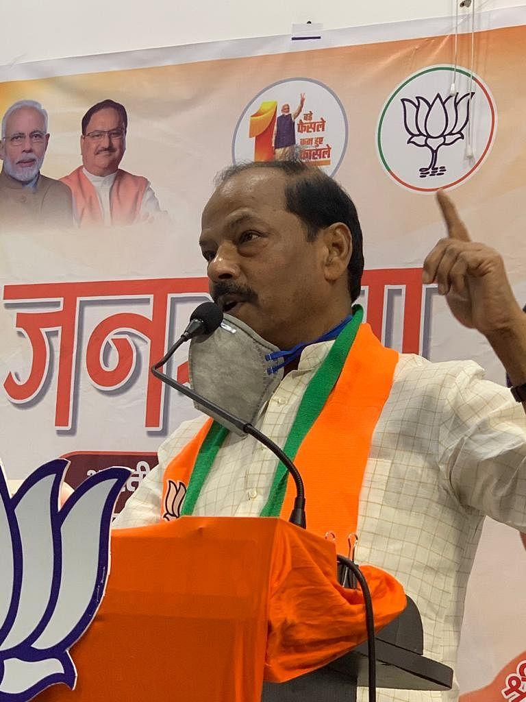 रघुवर ने पाकुड़ की बिजली समस्या, अवैध खनन एवं बांग्लादेशी घुसपैठिये पर जताई चिंता, कहा सतर्क रहने की है जरूरत